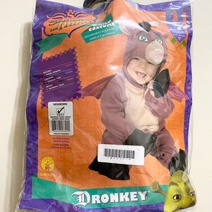 Shrek 3 Dronkey Infant Costume
